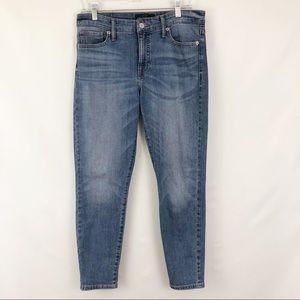 Lucky Brand Ava Ankle Skinny Jeans Sz 6  NWT